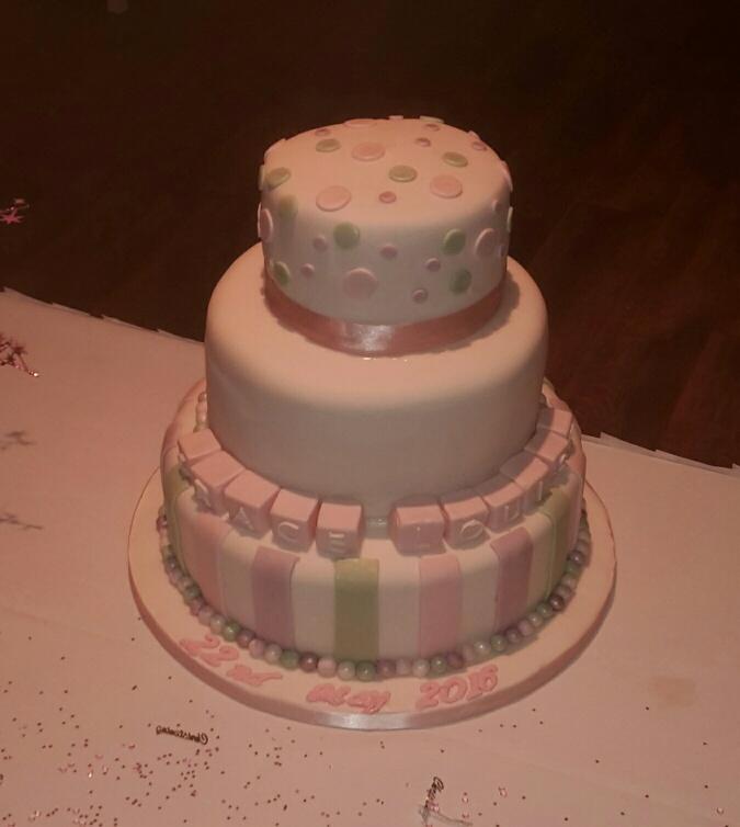 Celebration Cakes By Jackie